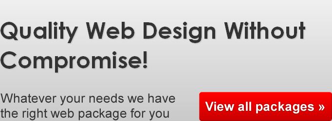 Affordable Web Design and Website Packages